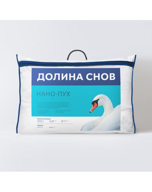 Подушка ECOTEX Нано-пух